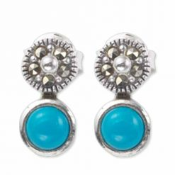 marcasite earring HE0491 1