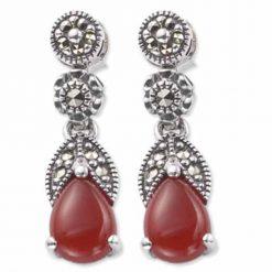 marcasite earring HE0493 1
