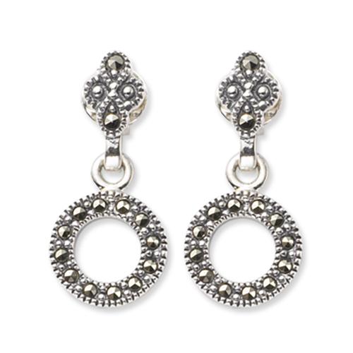 marcasite earring HE0496 1