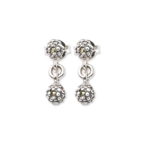 marcasite earring HE0509 1