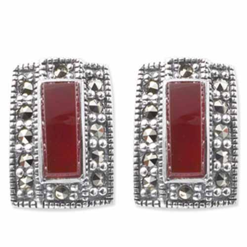 marcasite earring HE0520 1
