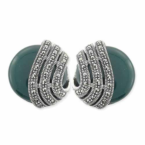 marcasite earring HE0547 1