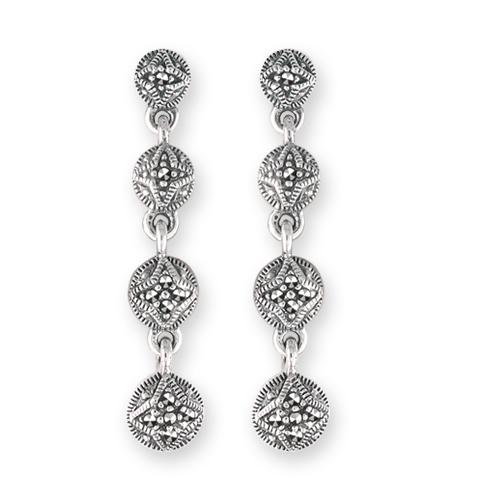 marcasite earring HE0554 1