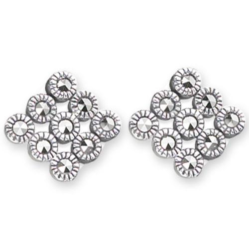 marcasite earring HE0563 1