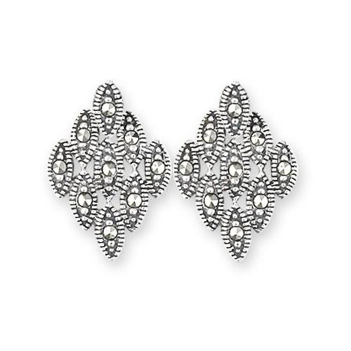 marcasite earring HE0564 1