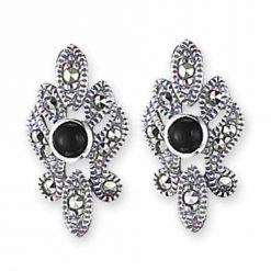 marcasite earring HE0574 1