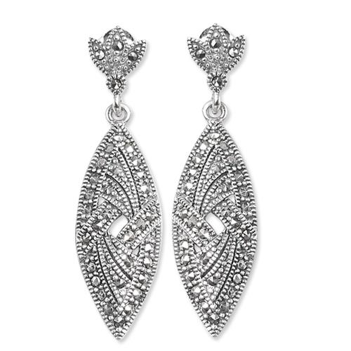 marcasite earring HE0600 1