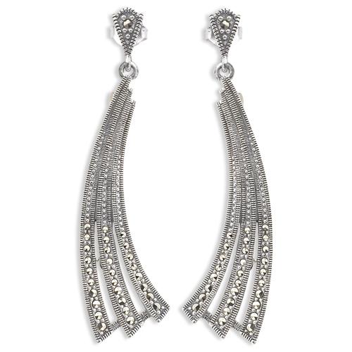 marcasite earring HE0605 1