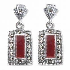 marcasite earring HE0607 1