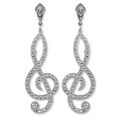 marcasite earring HE0608 1
