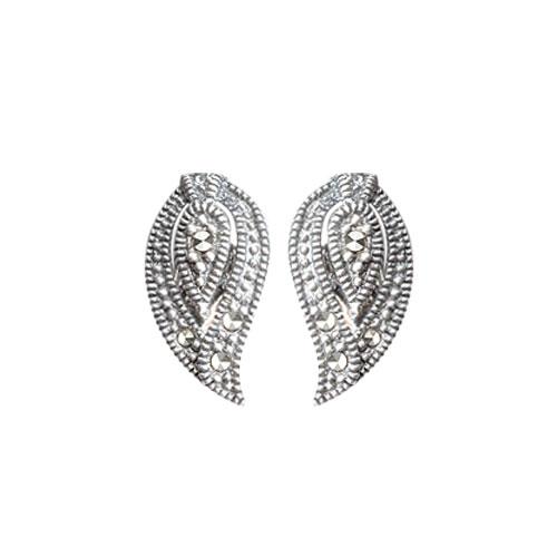 marcasite earring HE0611 1
