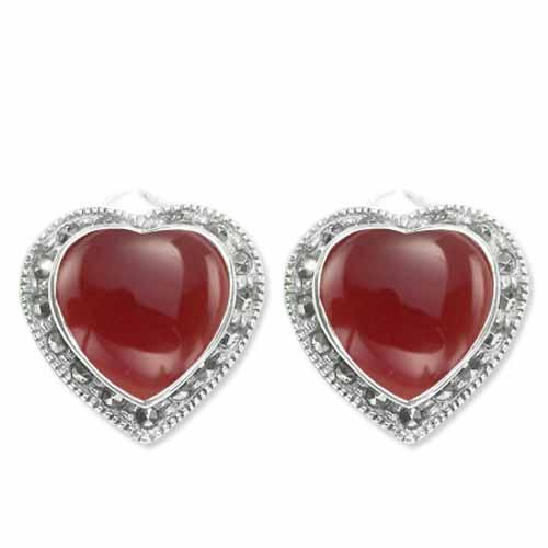 marcasite earring HE0612 1