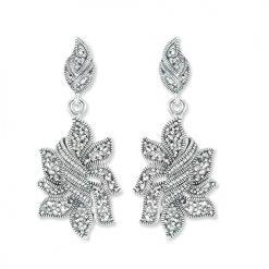 marcasite earring HE0615 1