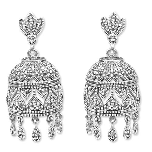 marcasite earring HE0617 1