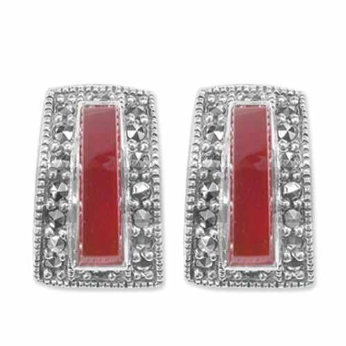 marcasite earring HE0625 1