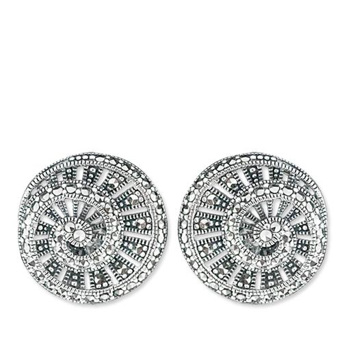 marcasite earring HE0630 1