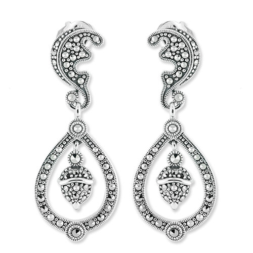 marcasite earring HE0652 1