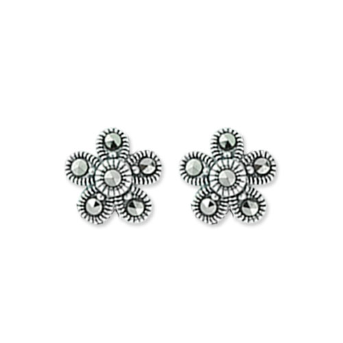 marcasite earring HE0653 1