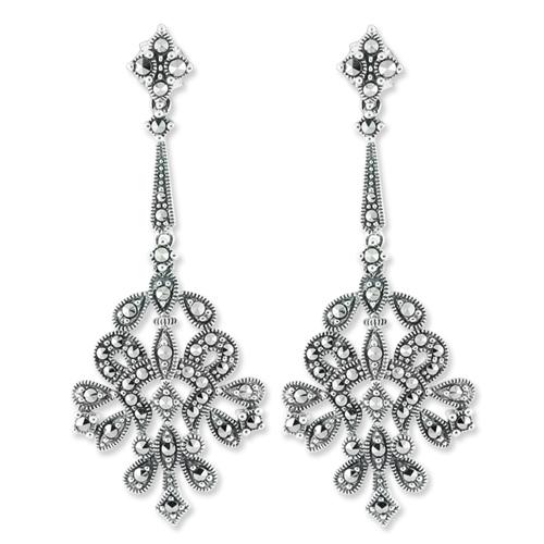 marcasite earring HE0655 1