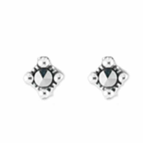 marcasite earring HE0658 1