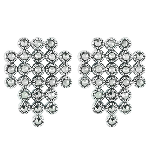 marcasite earring HE0661 1