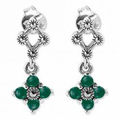 marcasite earring HE0669 1