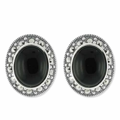 marcasite earring HE0678 1