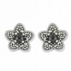 marcasite earring HE0681 1