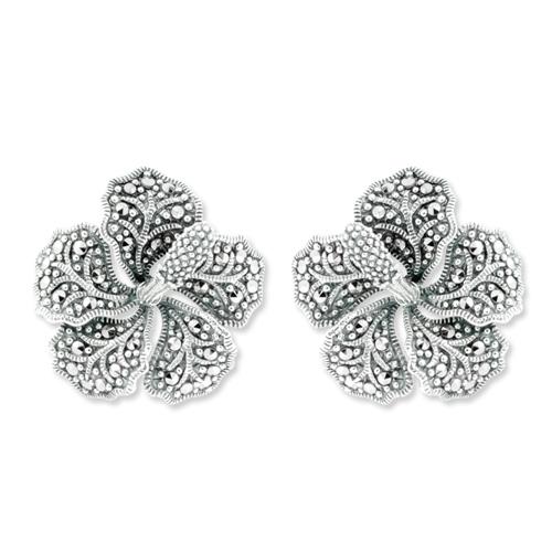 marcasite earring HE0688 1