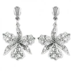 marcasite earring HE0690 1