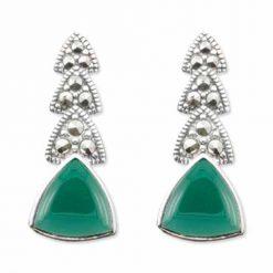 marcasite earring HE0700 1