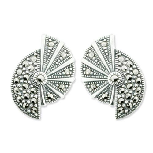marcasite earring HE0702 1