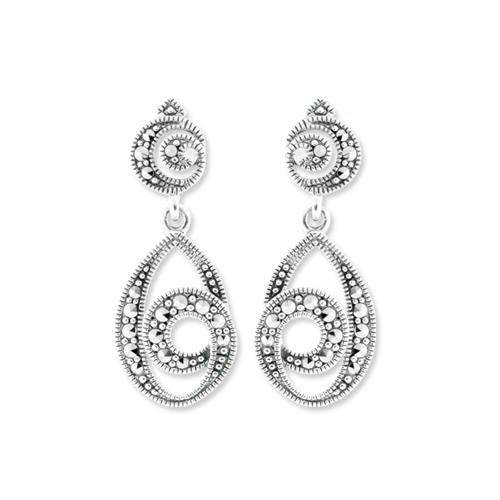 marcasite earring HE0715 1
