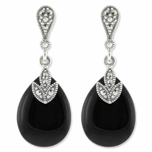 marcasite earring HE0717 1