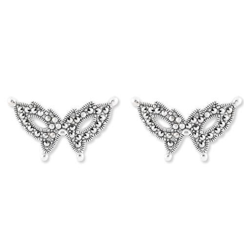 marcasite earring HE0719 1