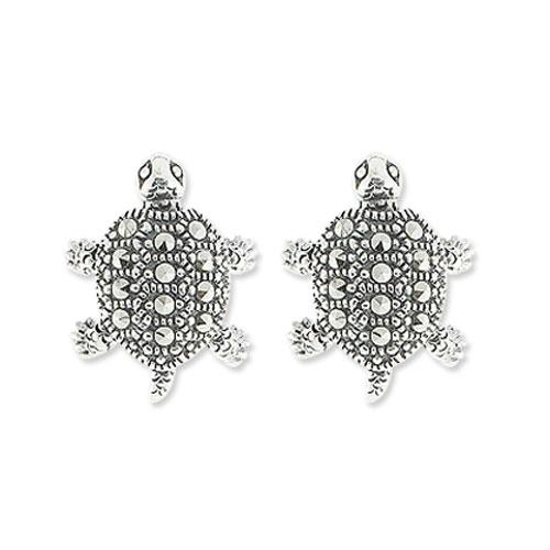 marcasite earring HE0722 1