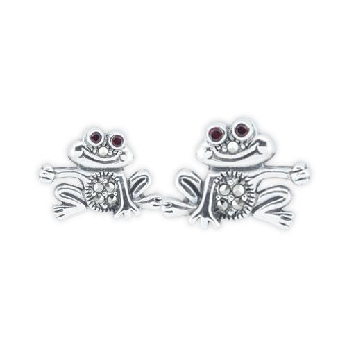 marcasite earring HE0743 1