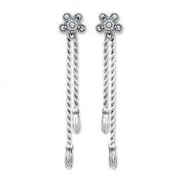 marcasite earring HE0751 1