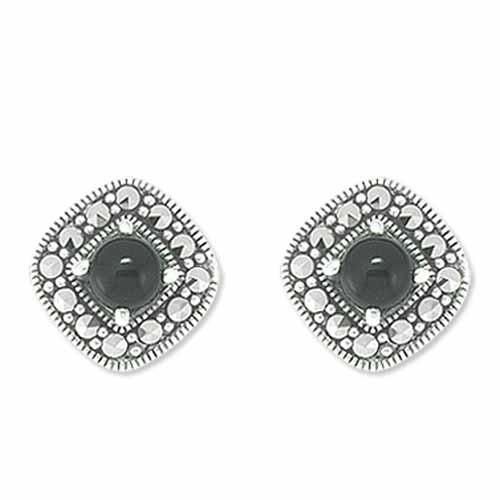 marcasite earring HE0778 1