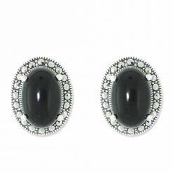 marcasite earring HE0782 1
