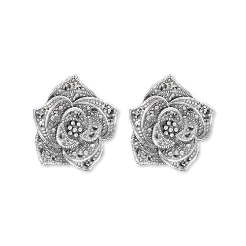 marcasite earring HE0817 1