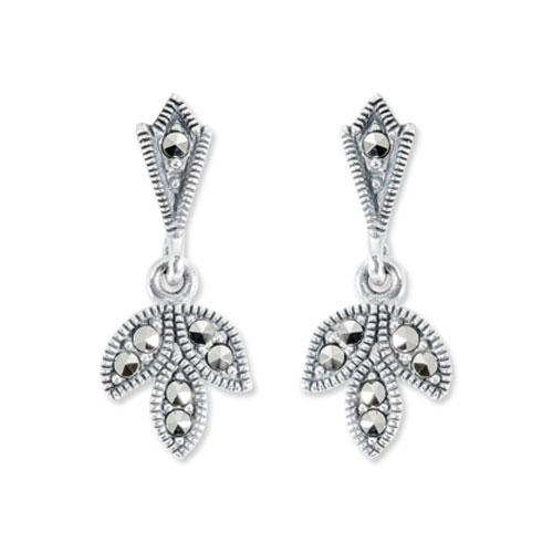 marcasite earring HE0834 1