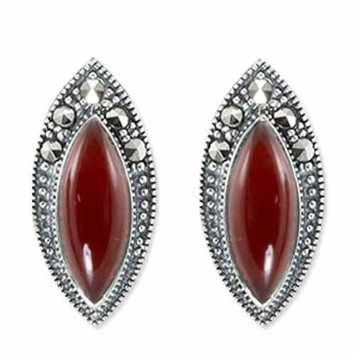 marcasite earring HE0837 1