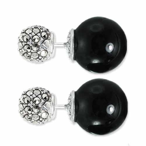 marcasite earring HE0857 1