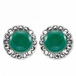marcasite earring HE0873 1