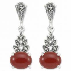 marcasite earring HE0907 1