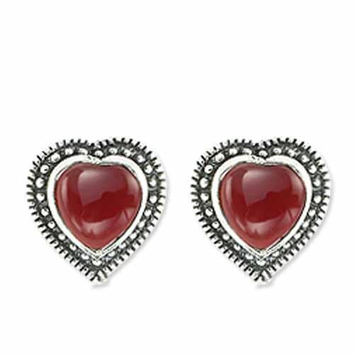 marcasite earring HE0918 1