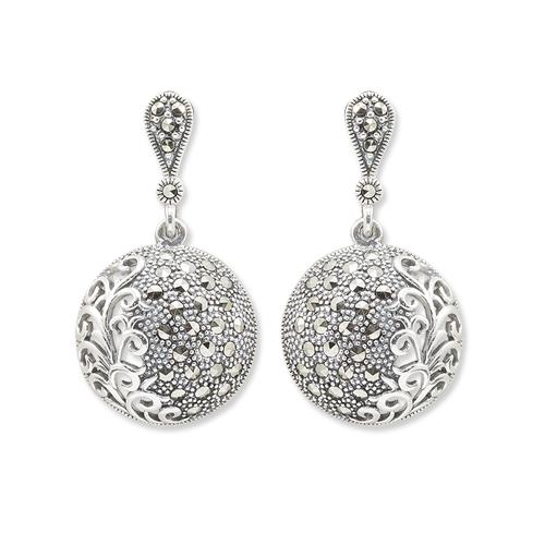 marcasite earring HE0956 1