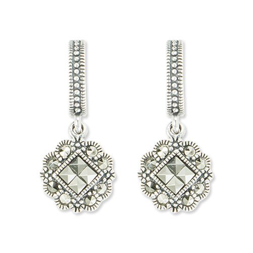 marcasite earring HE0999 1
