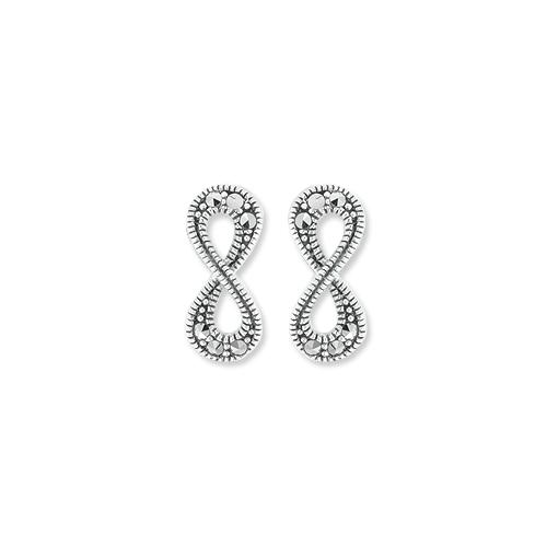 marcasite earring HE1002 1